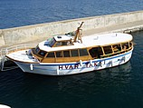 "excursion boat ""Hvar"""
